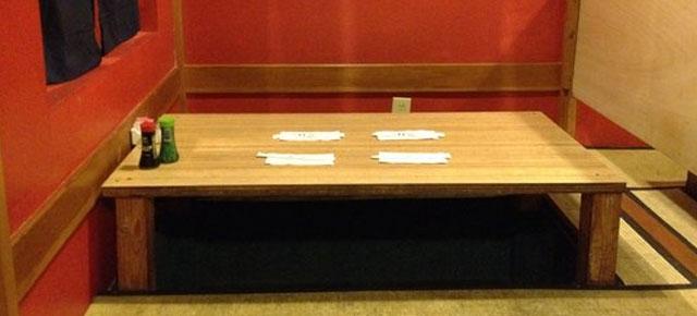 Guia sentar se em estilo japon s niji zine for Mesa japonesa tradicional